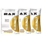 Ficha técnica e caractérísticas do produto 3X Albumax 100% - 500g- Max Titanium. - BAUNILHA - 500 G