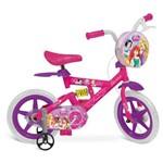 """Ficha técnica e caractérísticas do produto X-Bike Princesas Disney 12"""""""
