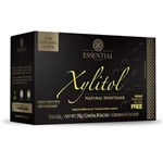 Xylitol - 50 Sachês 250g - Essential Nutrition