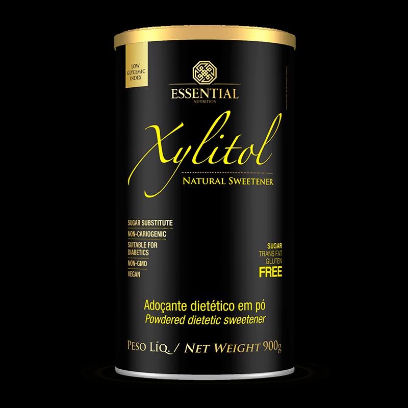 Ficha técnica e caractérísticas do produto Xylitol (900g) Essential Nutrition