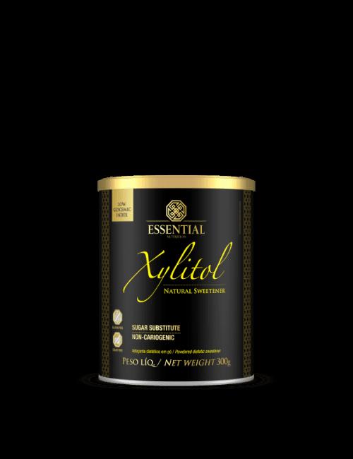 Ficha técnica e caractérísticas do produto Xylitol Essential Nutrition 300G