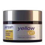 Ficha técnica e caractérísticas do produto Yenzah Yellow Off Máscara Extrabrilho 300g
