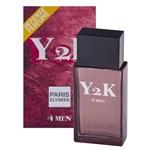 Ficha técnica e caractérísticas do produto Y2k Eau de Toilette Paris Elysees - Perfume Masculino 100ml