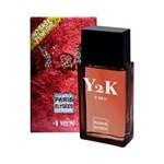 Ficha técnica e caractérísticas do produto Y2k Paris Elysees - Perfume Masculino - 100ml