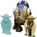 Yoda & R2-d2 Artfx Star Wars Kotobukiya
