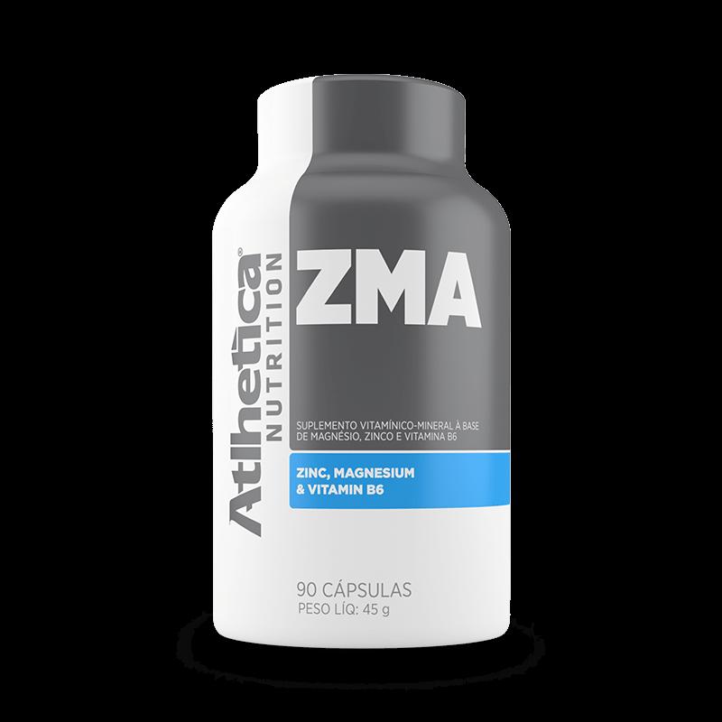 Ficha técnica e caractérísticas do produto ZMA (90caps) Atlhetica Nutrition