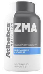 Ficha técnica e caractérísticas do produto ZMA 90caps Atlhetica Nutrition