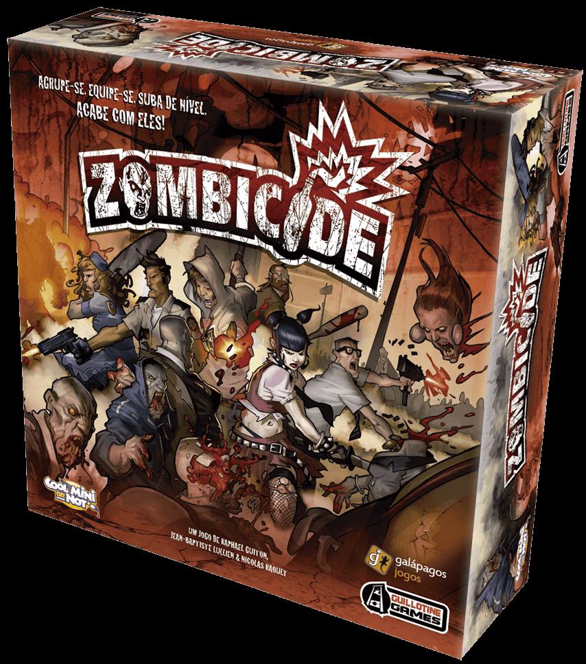Ficha técnica e caractérísticas do produto Zombicide Season 01
