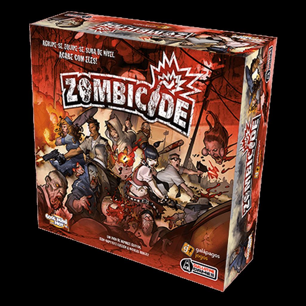 Ficha técnica e caractérísticas do produto Zombicide (Season 1)